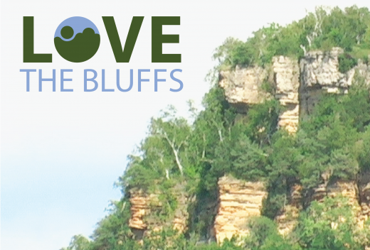 Love the Bluffs image