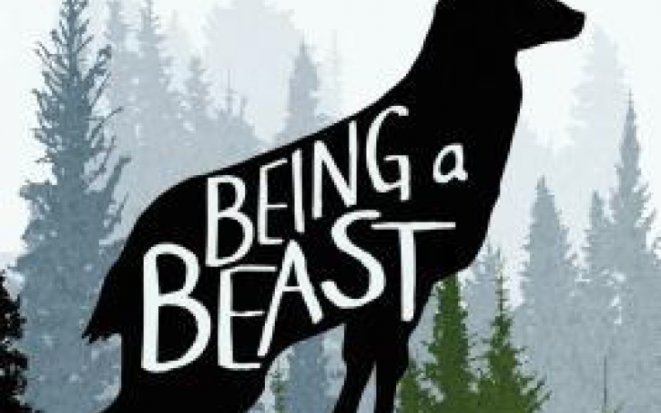 Book cover: Being a Beast