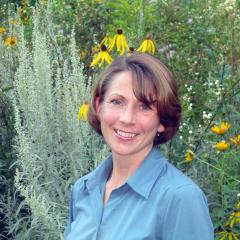 Abbie Church, conservation director